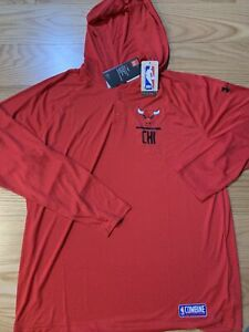 Under Armour NBA Chicago Bulls NBA Combine UA Tech™ Printed Size XL 1301516