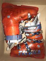 New Tecnica Diablo Race Pro 130 ski boots, mondo 25.5