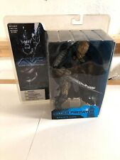 McFarlane Toys - AVP Alien vs. Predator - Elder Predator (Scarred) Action Figure