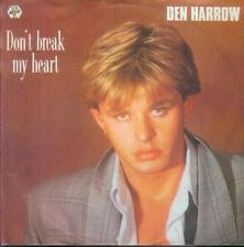 """7"""" il Harrow/Don 't Break My Heart (D)"""