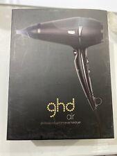 "GHD Air Professional Performance Hairdryer Salon Power 1600W ""New Open Box"""