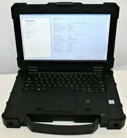"""14"""" Dell Latitude Extreme 7414 Rugged Intel i7 6th Gen 4GB Touch AS IS WARRANTY"""