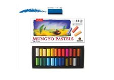 Mungyo Non Toxic Mungyo Soft Pastel Set of 24 Assorted Colors Square Chalk