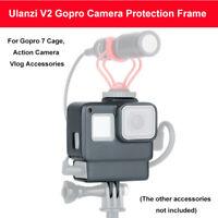 Ulanzi V2 Camera Setup Frame Cover for Hero 5 6 7 Vlog Accessories Action Camera