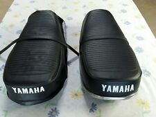 YAMAHA RD125 RD200 1974 TO 1976 MODEL REPLACEMENT SEAT COVER WITH STRAP (Y76)