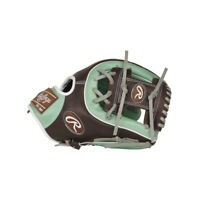 """Rawlings Limited Edition Pro Preferred 11.5"""" Mint Mocha Glove Right Hand Throw"""