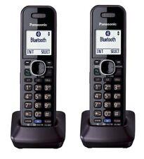 Panasonic Kx-Tga950B 2 Pack Cordless Phone Link2Cell Tg95Xx New