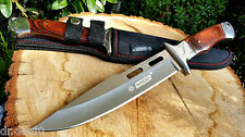 Candar cuchillo de caza cuchillo Knife Bowie coltello cuchillo couteau Hunting nuevo