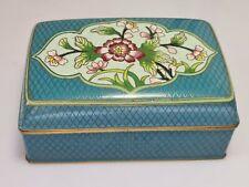 More details for a fine republic period cloisonné tabacco / snuff  box