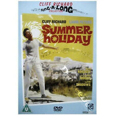 Summer Holiday NEW PAL DVD Cliff Richard Lauri Peters