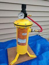 New Listingbullard 41p2 Airline Filter 2 Outlets Air Regulator Painting Compressor Used
