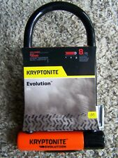 "Kryptonite Evolution STD Standard Lock 4"" x 9"" grade 8  FREE SHIPPING"
