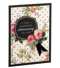 Anna Griffin® ANNIVERSARY Grace Cardmaking Kit | Makes 4 Cards | Card Kit