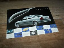 Prospectus  / Brazilian Brochure CHEVROLET Vectra CD  //