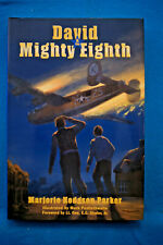 David & the Mighty Eighth - Marjorie Hodgson Parker - Young Adult - B-24