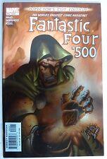 Marvel 2003 Fantastic Four #500 Directors Cut Edition Unthinkable Part 4: MINT10