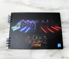 Star Wars jedi masters writing,drawing  journal-photo album/Sketchbook journal