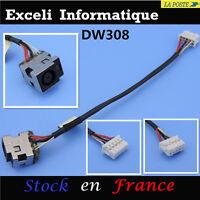 Conector Jack Dc Enchufe Alambre De Cable HP PAVILION dv6-3201tu