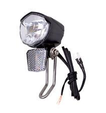 LED Scheinwerfer Fahrrad Vorder Licht vorne Front Beleuchtung Lampe StZVO Dynamo