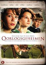 Secrets of War NEW PAL Kids Family DVD Dennis Bots Maas Bronkhuyzen Netherlands