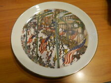 Chicago Il City Of Parades Franklin McMahon Chicago City Collection Plate 1975