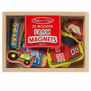 Toy Farm Magnets 19279 Melissa & Doug