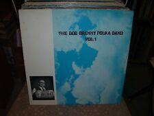 BOB BRENNY, Polka Music, JBM # 46D82