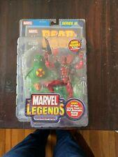 Marvel Legends Series 6 Deadpool Action Figure