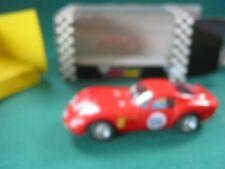 PINK KAR  CV008 FERRARI 250 GTO TARGA FLORIO RED 1963 MINT BOXED