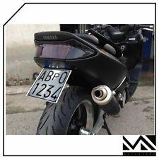 KIT MODIFICA PORTA TARGA SPORTIVO + LUCE TARGA YAMAHA TMAX T-MAX 500 ANNO 2007