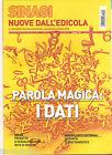 SINAGI - NUOVE DALL'EDICOLA - N.58 - LUGLIO/AGOSTO 2014