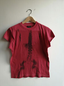 T-shirt Gaultier JUNIOR - X-ray - Vintage, Rare! SS1990