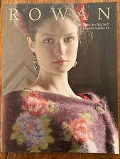 Rowan Knitting & Crochet Magazine Number 54 Fall/Winter 2013