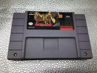 Shaq-Fu Super Nintendo, SNES Video Game Cartridge