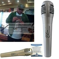 Mitchell Tenpenny Signed Autographed Microphone Country Music Proof Beckett BAS