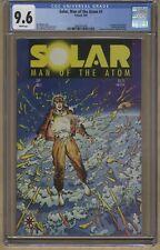 Solar, Man of the Atom #1 (Sep 1991) CGC 9.6 🔑1ST APP DR SELESKI (SOLAR)🔥