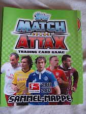 10 STAR-SPIELER & TOP-TRANSFER Match Attax 11/12 Cards / Karten aussuchen, rar