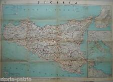 SICILIA_ISOLE_EGADI_EOLIE_CALABRIA_REGGIO_PANTELLERIA_COSTA DALMATA_AFRICA_1943