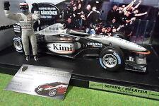 F1 McLAREN MP4-17 Kimi RÄIKKÖNEN Winner Malaysia 1/18 HOT WHEELS C3857 formule 1