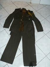 a voir uniforme complet d un adj ww2 algerie 1950