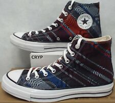 New Mens 10.5 Converse CT 70 HI Multi Tribal Textile Knit Canvas 146967C $115