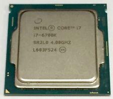 Intel Core i7 i7-6700K SR2L0 4.00GHz