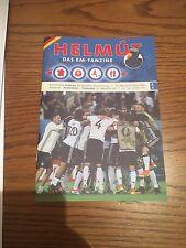 EM Magazin Stadion Magazin EM Halbfinale