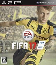 FIFA 17 PS3 Electronic Arts Sony PlayStation 3 From Japan