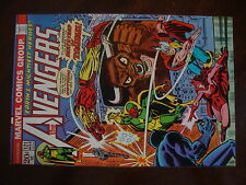 Avengers #121 VG/F Death Trap Of Taurus