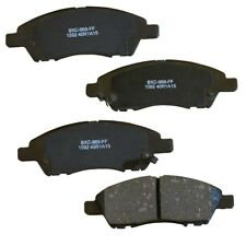 Bendix D1345 Disc Brake Pad Set 4-Wheel ABS Front fits 08-11 NISSAN Versa