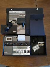 SHARP Computer PC 1251 mit CE 125  / sehr guter Zustand / mit Schutzhülle