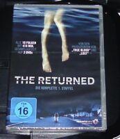 The Returned Die Completo Staffel 1 DVD Envío Rápido Nuevo & Ovp