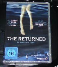 THE RETURNED DIE KOMPLETTE STAFFEL 1 DVD SCHNELLER VERSAND NEU & OVP