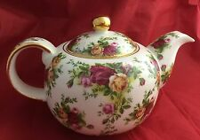 Royal Albert Doulton Old Country Rose Classic III Chintz TEAPOT